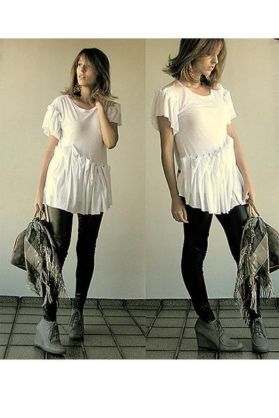 Zara Scarf Blouse 7