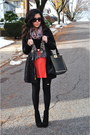 Steve-madden-boots-h-m-coat-h-m-tights-h-m-scarf-oasap-bag