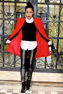 Red-givenchy-coat-black-miu-miu-sweater-dark-gray-valentino-heels