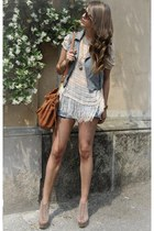 Miu Miu bag - be life blouse