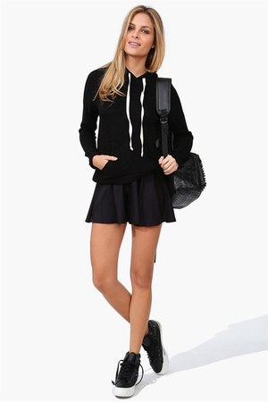 necessary clothing hoodie - necessary clothing bag