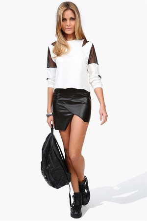 necessary clothing skirt - necessary clothing boots - necessary clothing bag