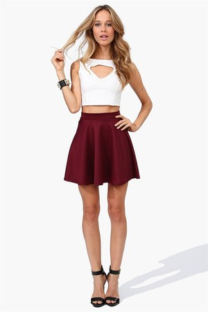 necessary clothing top - necessary clothing skirt