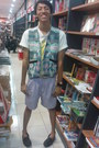 Lombok-vest-shorts-shoes-t-shirt-accessories