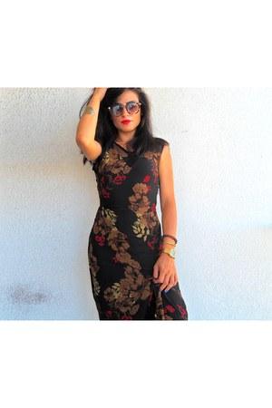 black StyleMoi dress
