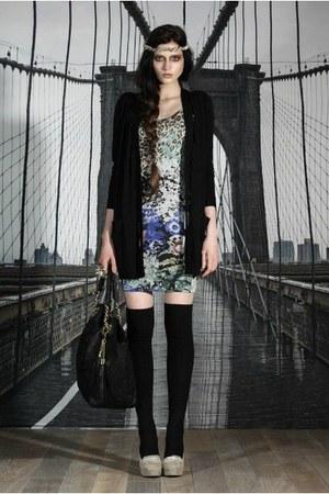 black Just Cavalli cardigan - accessories