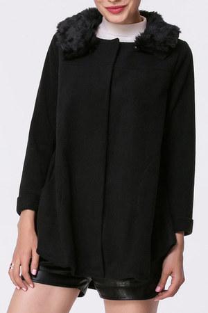 Fashionmia coat - long coat asos coat - fashion coat hm coat