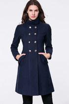 Fashionmia coat - Fashionmia coat - all white coats Fashionmia coat