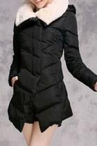all green coats Fashionmia coat - pink coat asos coat - Fashionmia coat