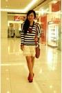 Ivory-lace-zara-dress