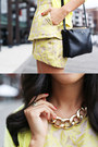 Gold-kenneth-j-lane-necklace-navy-the-mode-collective-boots-black-celine-bag