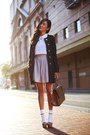 Navy-jolie-deen-coat-camel-gary-pepper-vintage-bag-peach-miu-miu-heels
