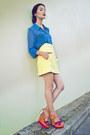 Style-stalker-shirt-zara-skirt-betts-wedges