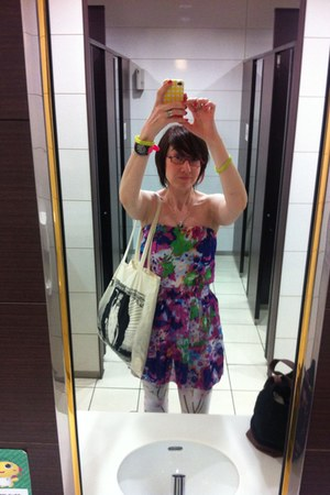 yellow iphone4 case Franc Franc accessories - purple dress