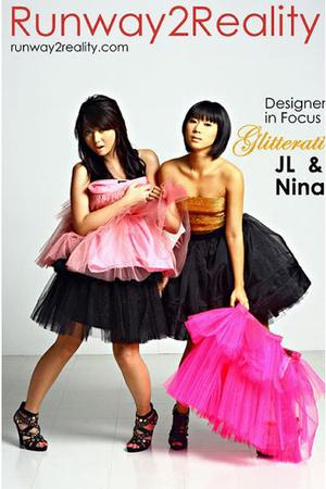 Glitterati top - Glitterati skirt - Glitterati skirt - Glitterati skirt - Glitte