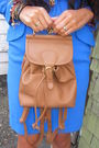 White-mygrandmamadeit-hat-brown-vintage-glasses-blue-vintage-dress-brown-v