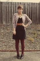 Target cardigan - Goodwill heels