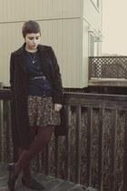 Goodwill dress - Target coat
