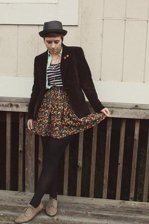Urban Outfitters skirt - Goodwill blazer
