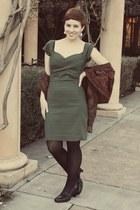 Stop Staring dress