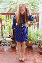 Preloved Parfait dress - Forever 21 bag - Forever 21 pumps