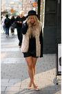 Black-gina-tricot-jumper-beige-h-m-vest-black-bikbok-shorts-beige-topshop-