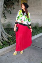 Prabal Gurung for Target sweater - Aldo bag - Forever 21 skirt