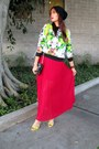 Prabal-gurung-for-target-sweater-aldo-bag-forever-21-skirt