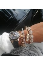 black watch Comme ca watch