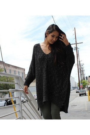 knit stitch sweater