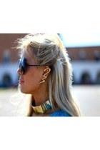 ear cuff Comme ca earrings