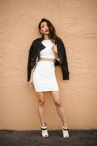 Missguided jacket - Missguided dress