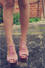 Hot-pink-barkins-sunglasses-light-pink-foxy-jeffrey-campbell-heels-dark-gree
