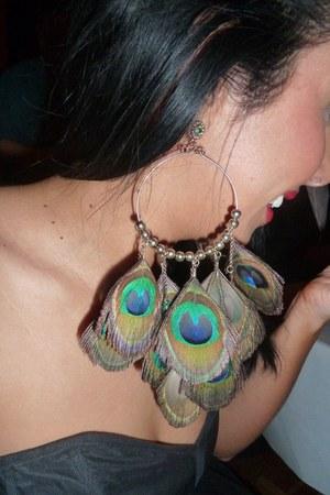 River Island earrings