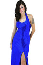Blue-nova-vintage-clothing-dress