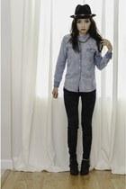 Zara pants - Forever 21 top