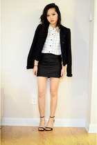 Forever21 top - Zara heels