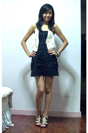 Mango dress - from a bazaar - SM - Charles & Keith