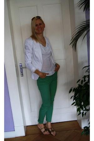 Pimkie blazer - H&M pants