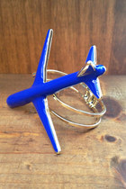 Blue Number A Bracelets