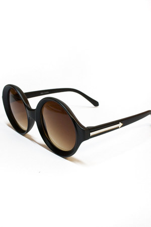 black Number A sunglasses
