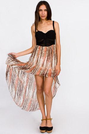 Number A dress