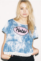 Lazy Oaf top