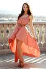 Love-dress-leather-aldo-heels