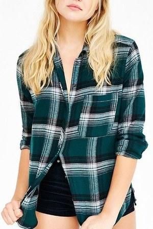 flannel Oasis Shirts shirt