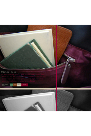 Fred Perry Bag accessories - fino passport holder wallet - book accessories - mi