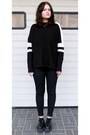 Black-tuk-shoes-black-zara-sweater-black-topshop-pants