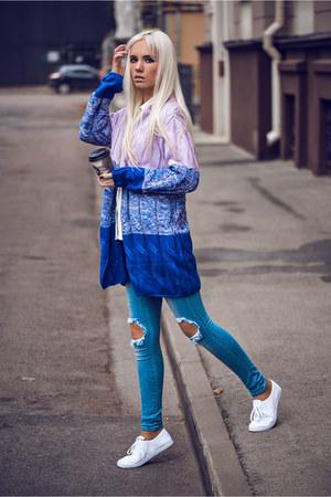 blue Tomtop cardigan