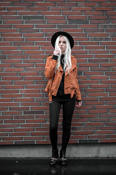 tawny Sheinside jacket