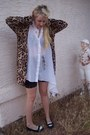Biker-h-m-shorts-leopard-print-minkpink-cardigan-cheap-monday-blouse-spect